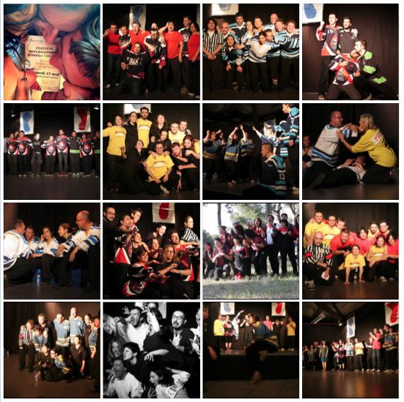 Les équipes du Midi-minuit 2014