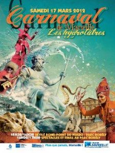Carnaval Marseille 2012