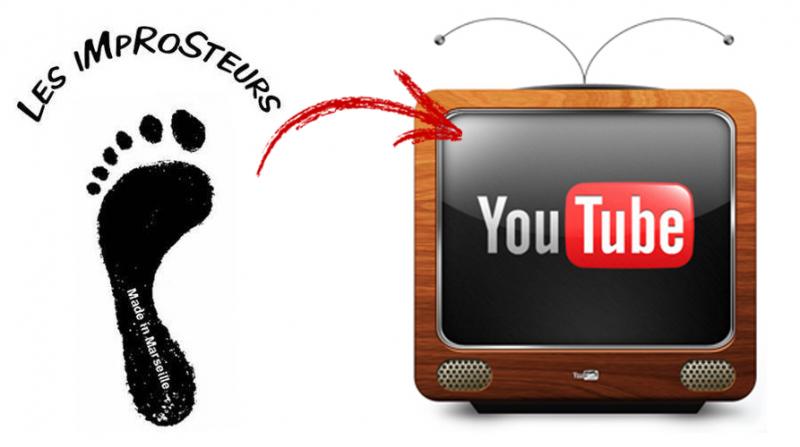 La chaîne Youtube des Improsteurs