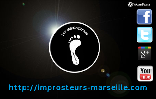 Un nouveau site pour les Improsteurs : https://improsteurs-marseille.com/