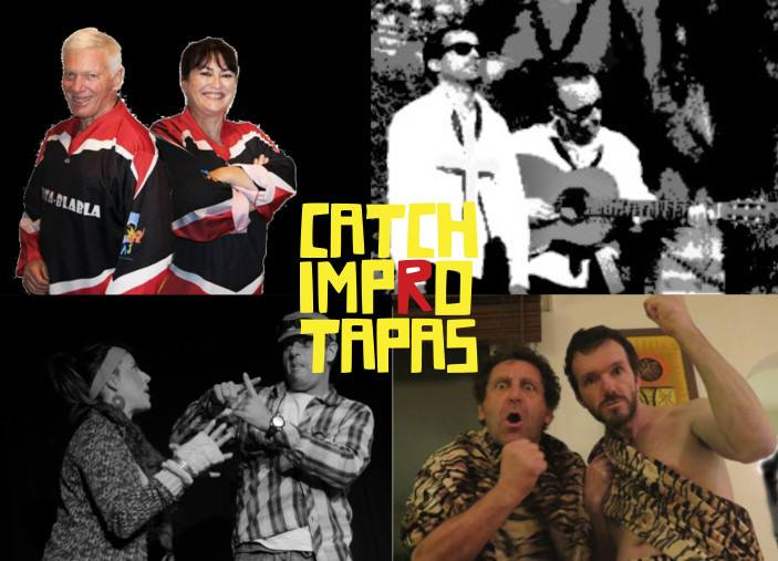 Catch Impro Tapas à Toulon