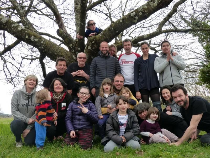 Stage de mars 2016 aux Magnans