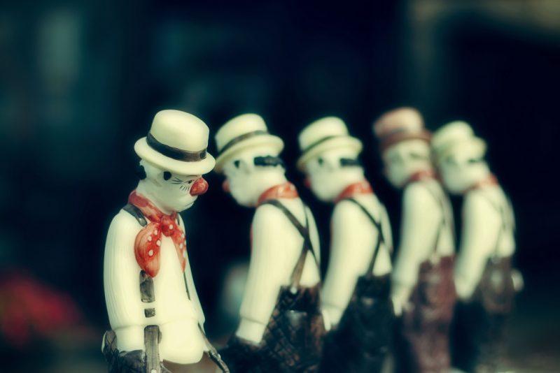 Clowns, by Frank Behrens (CC-BY-SA)