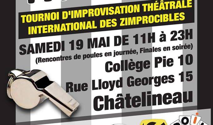 19 mai 2018, les Improsteurs vont au TITIZ