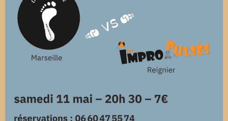 11 mai 2019, avec les Impropulsés de Haute-Savoie