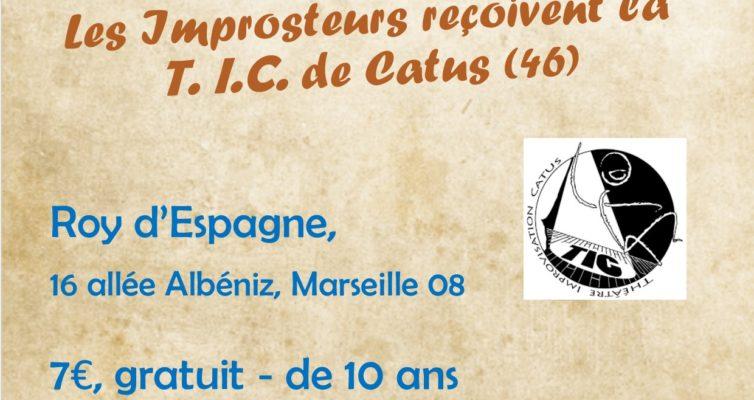 12 octobre 2019, Historias minimas et match avec la T.I.C. de Catus