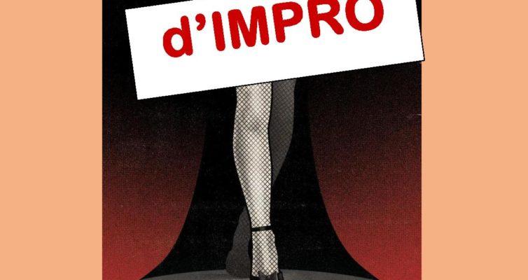 Mercredi 2 octobre 2019, cabaret d'impro